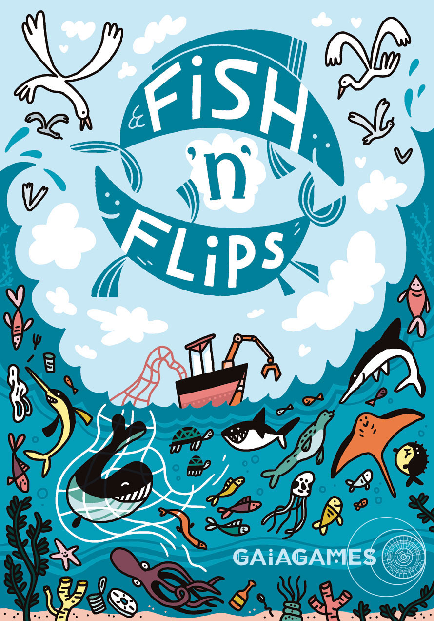 Fish n Flips Cover